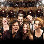 Weihnachtssterne in der Oper (für Ticketsysteme)
