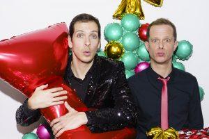 PopKabarett Korff-Ludewig Weihnachten Quer - Foto Markus Hodapp (honorarfrei)
