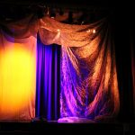 Bühnenaufbau 3