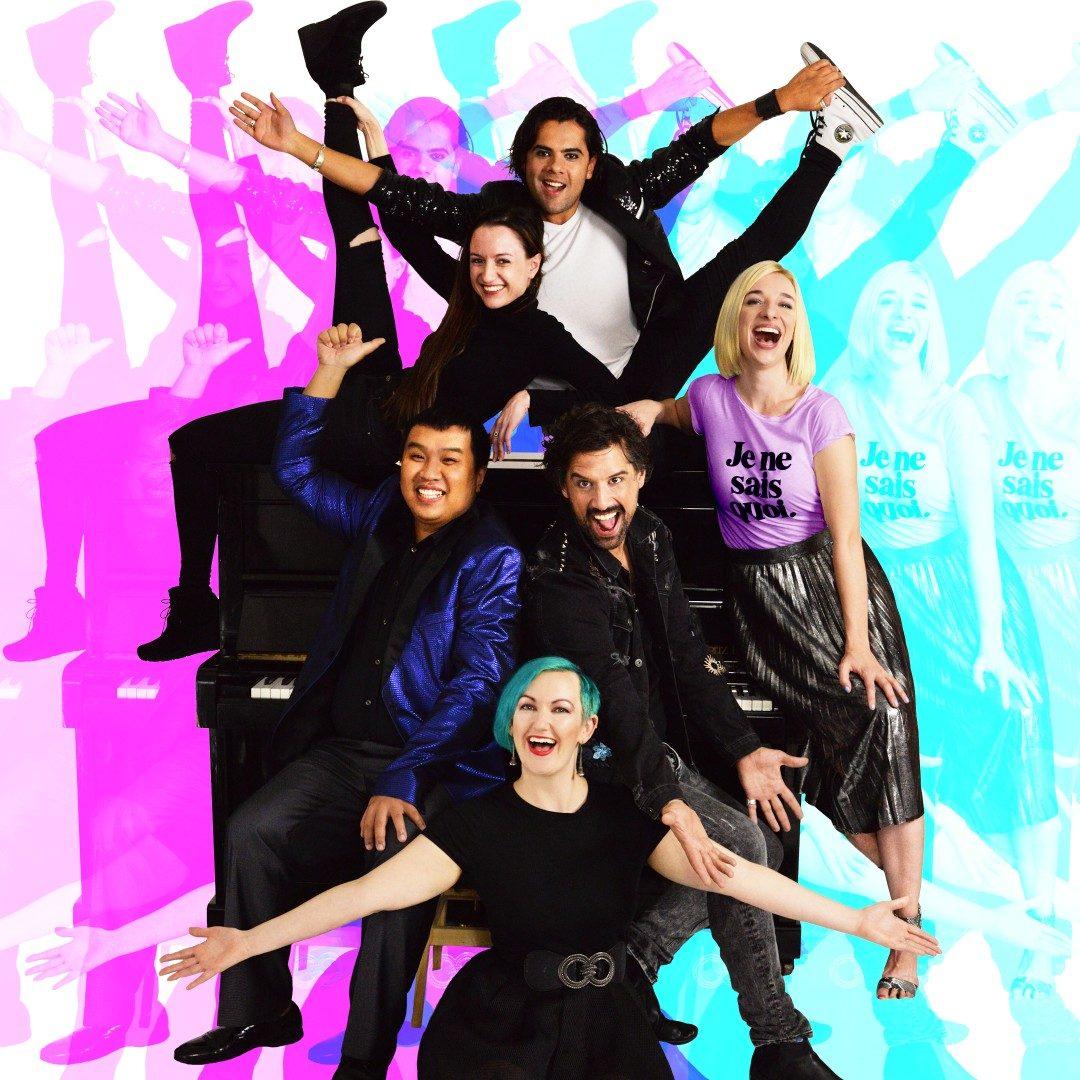 No Limits quadratisches Bild für Ticketsysteme - Foto The Cast (honorarfrei)